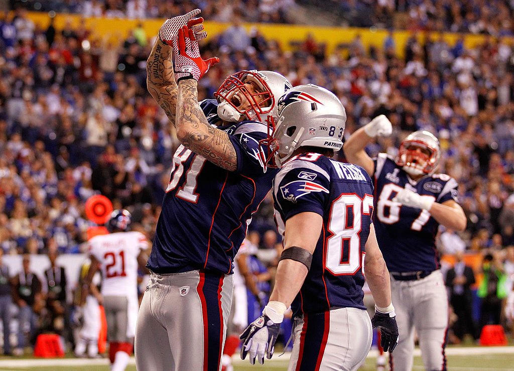 Aaron Hernandez counted against the salary cap for the Patriots until the NFL granted them a $3.25 million credit.