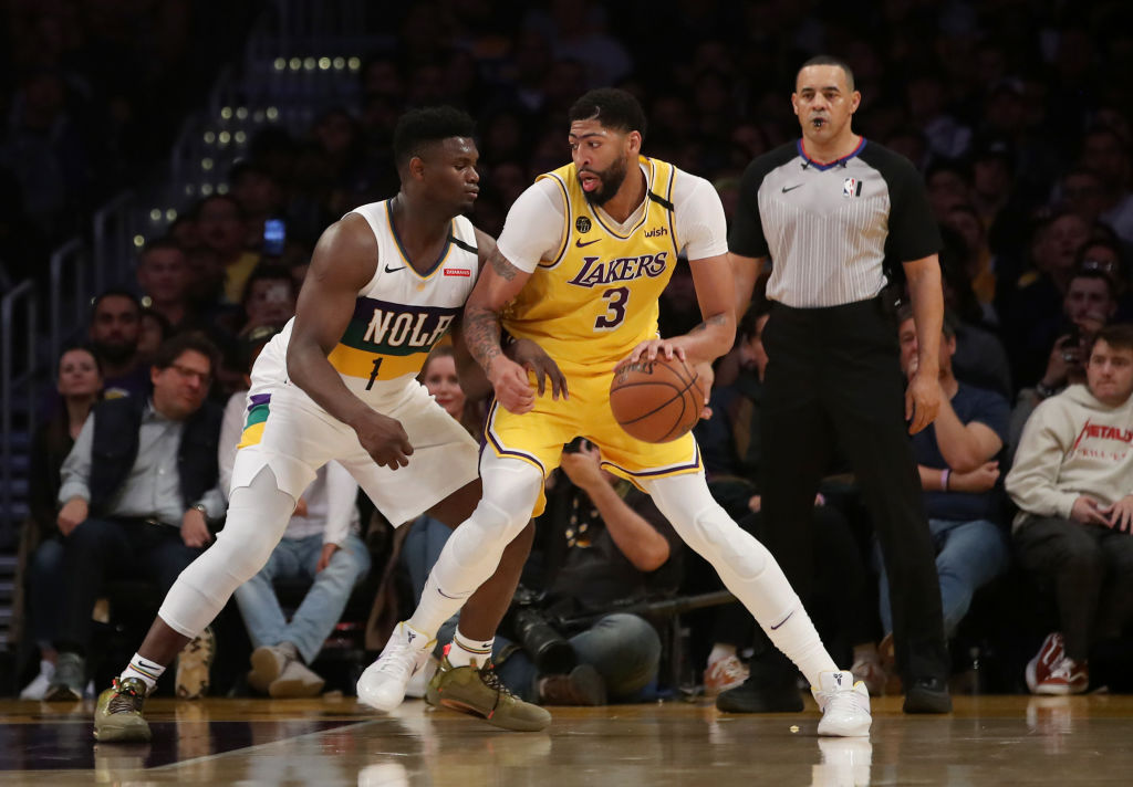 Anthony Davis' first season with the Los Angeles Lakers is the winningest season of his career.