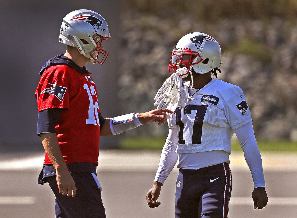 Is it possible that Antonio Brown and Tom Brady will play together in 2020.