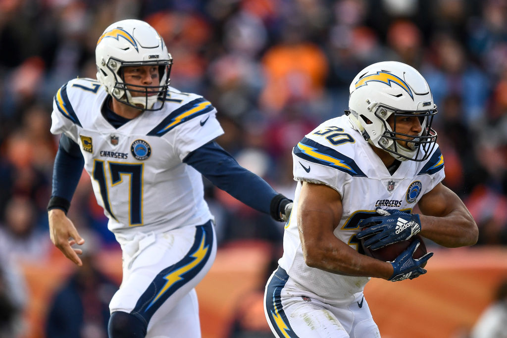 Los Angeles Chargers running back Austin Ekeler says the Chargers' next quarterback needs to do one thing. Whoever starts for the Chargers replaces Philip Rivers, the Chargers' starter since 2006.