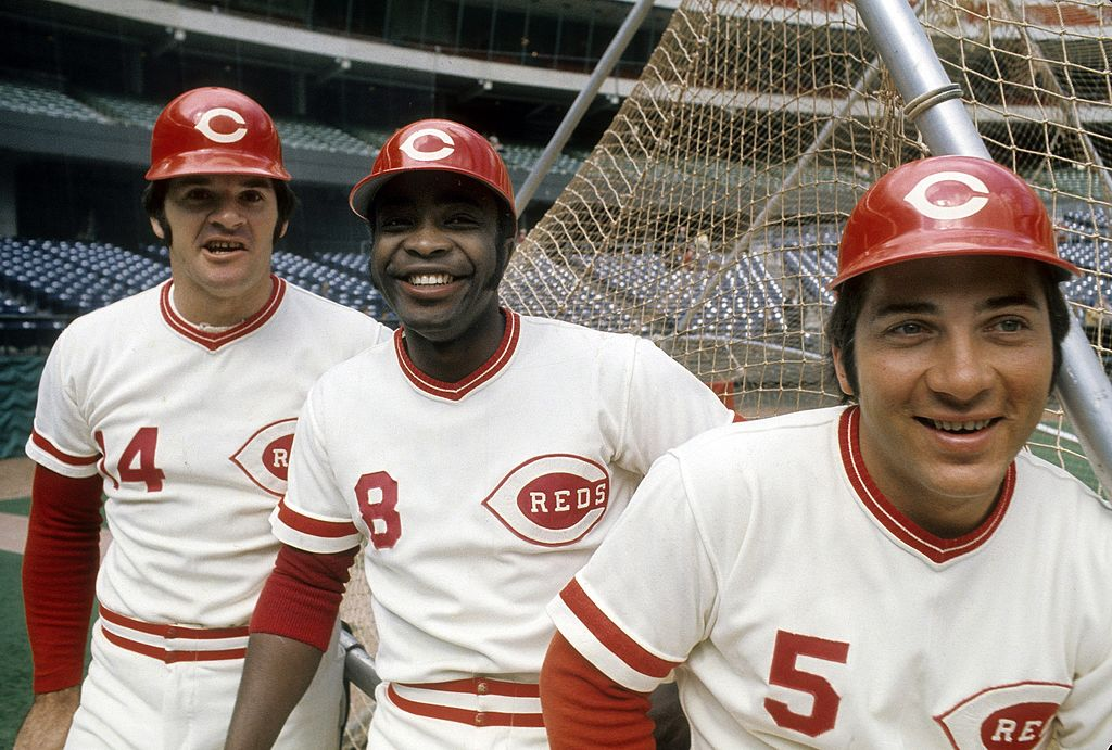 Ranking the Best Players From the Big Red Machine