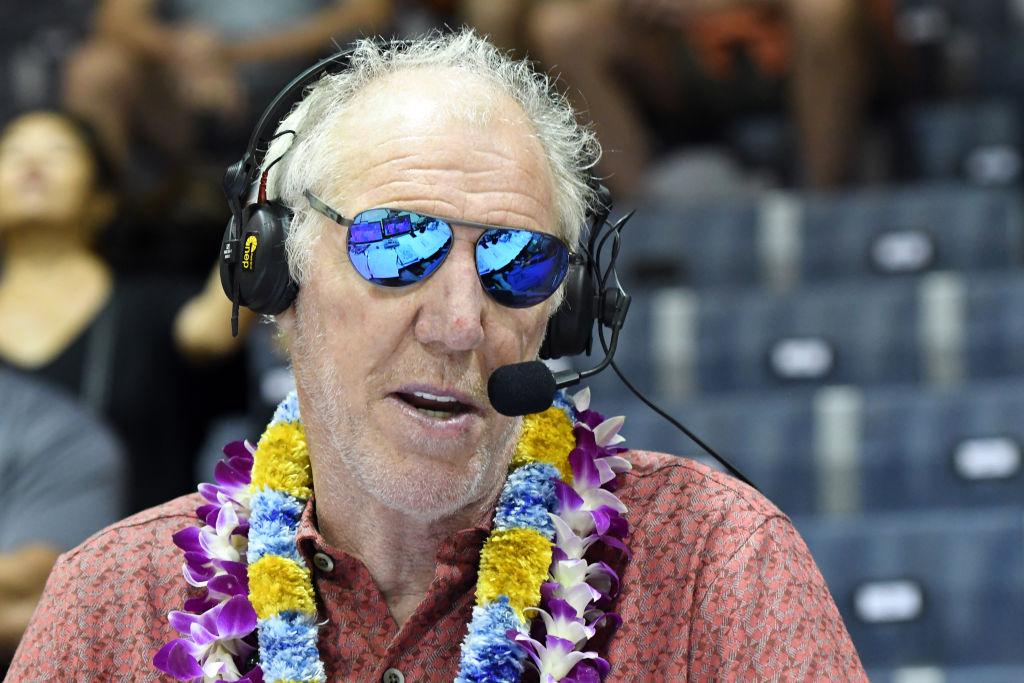 Bill Walton, NCAA Tournament