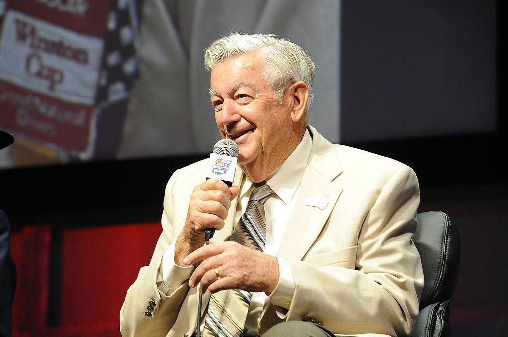 Bobby Allison  Jared C. Tilton/Getty Images for NASCAR