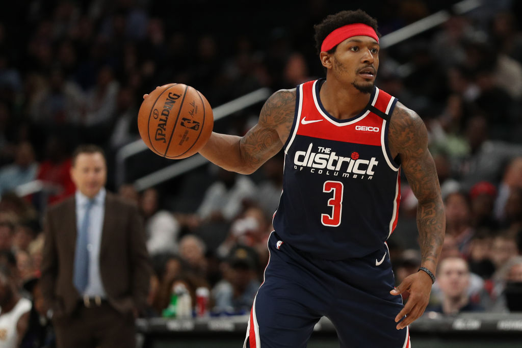 NBA star Bradley Beal