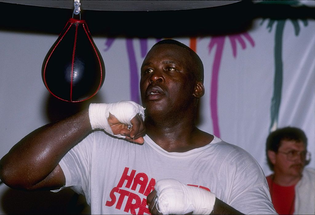 After upsetting Mike Tyson, Buster Douglas earned a place in sports history.