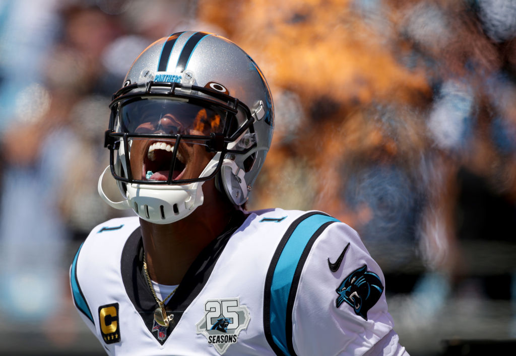 Cam Newton Would Make Mistake by Signing With New England Patriots