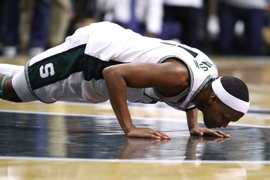 Cassius Winston Was as Productive as They Come for Tom Izzo, Michigan State