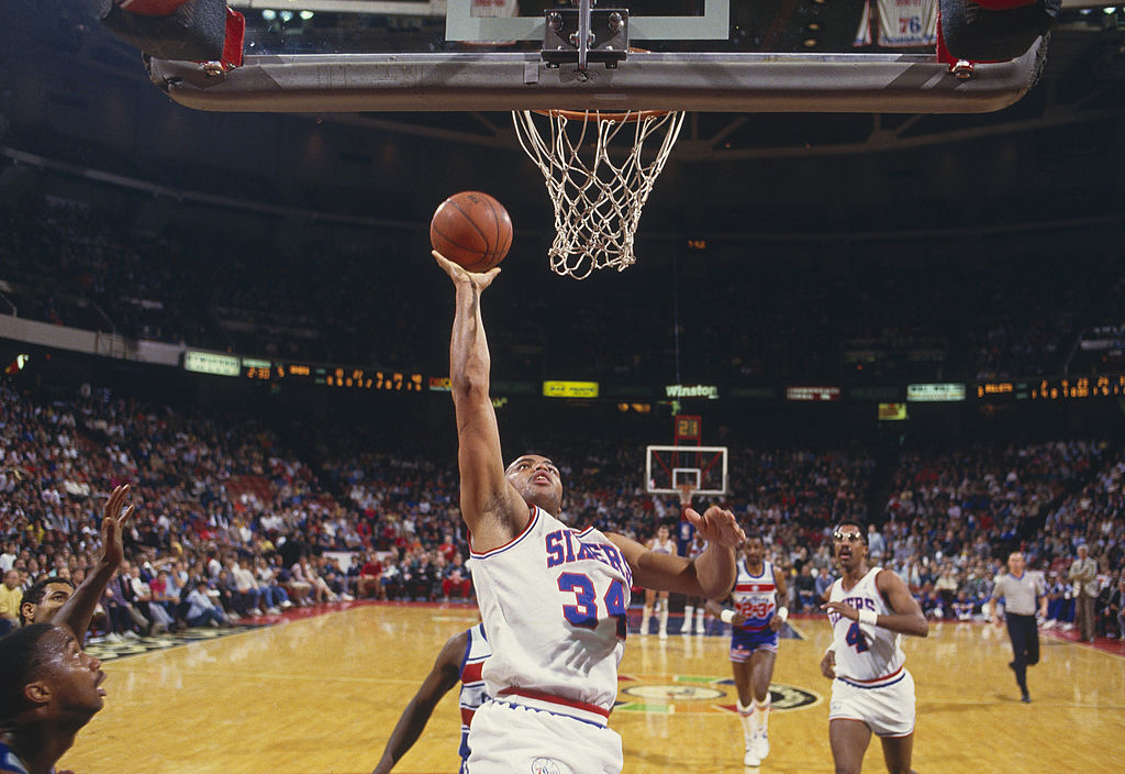 In 1991, Charles Barkley was suspended for spitting on a fan. That moment saved his career.