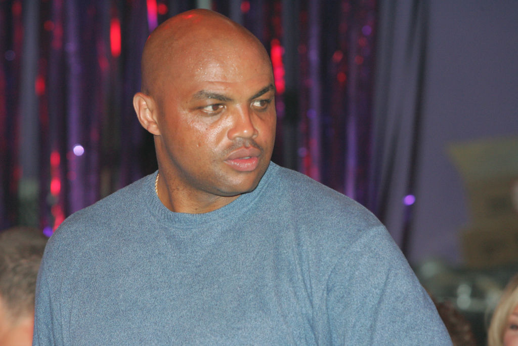 Former NBA star Charles Barkley