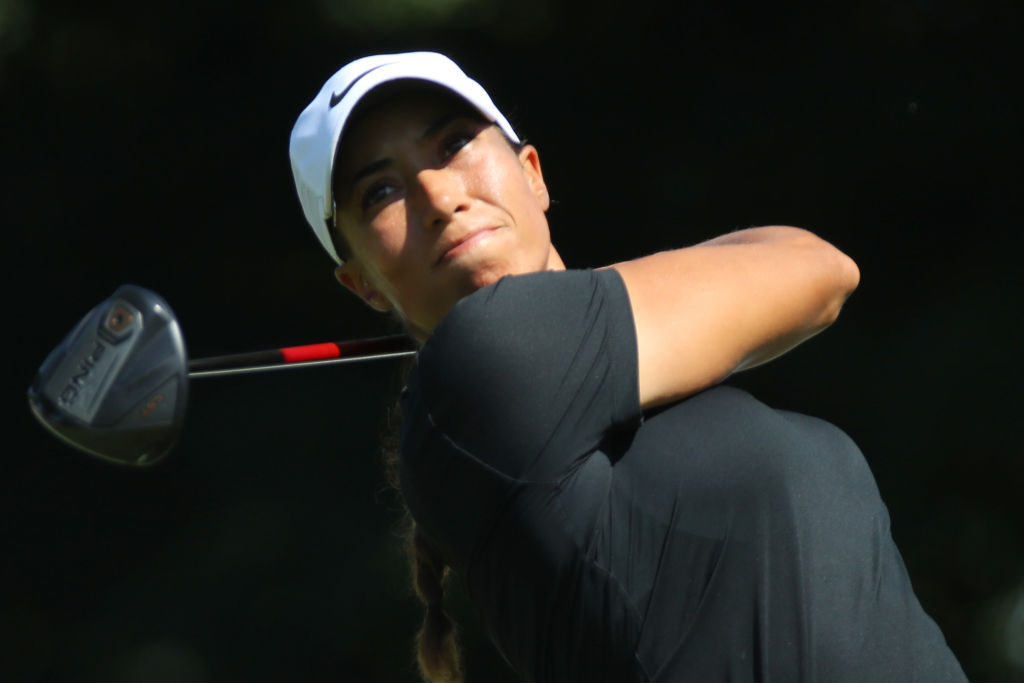 Cheyenne Woods, niece of Tiger Woods