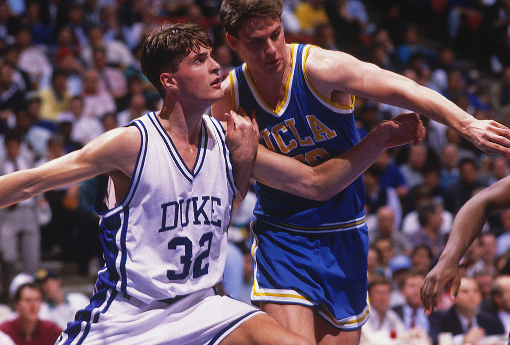 After becoming the most hated man in college basketball, what happened to Christian Laettner?