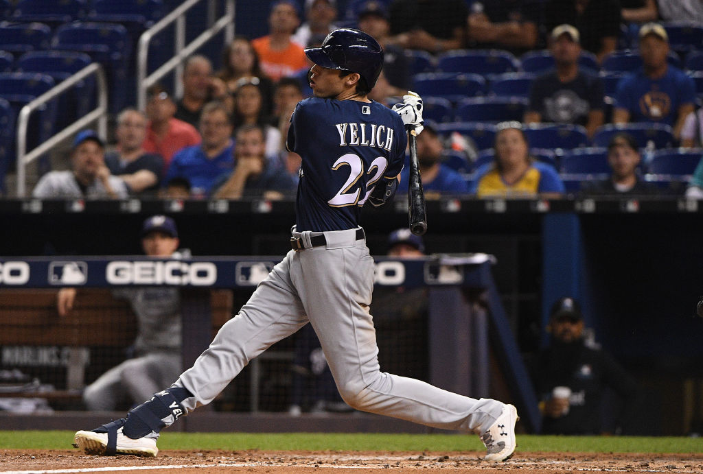 Where Will Christian Yelich's New Contract Rank on the MLB Annual Salary List?