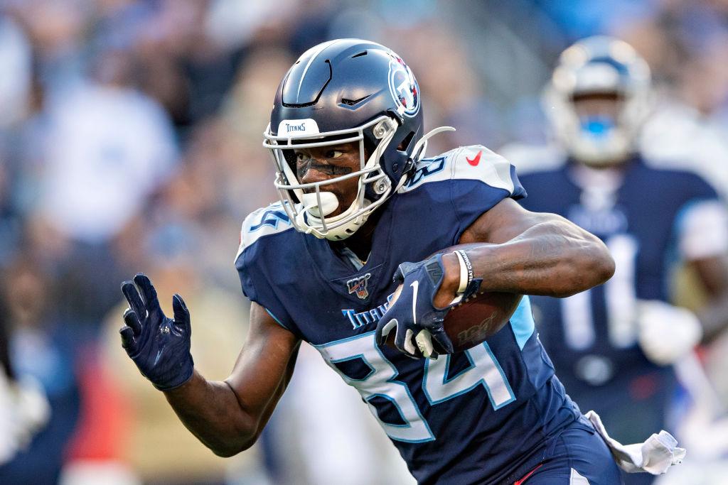 NFL wide receiver Corey Davis