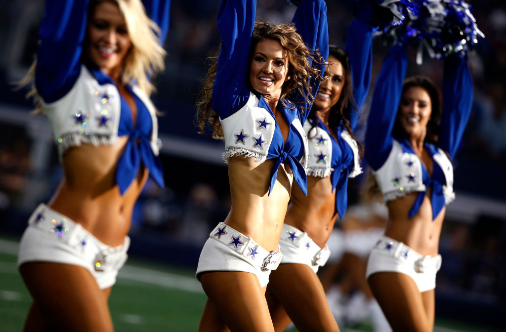 The Dallas Cowboys Cheerleaders