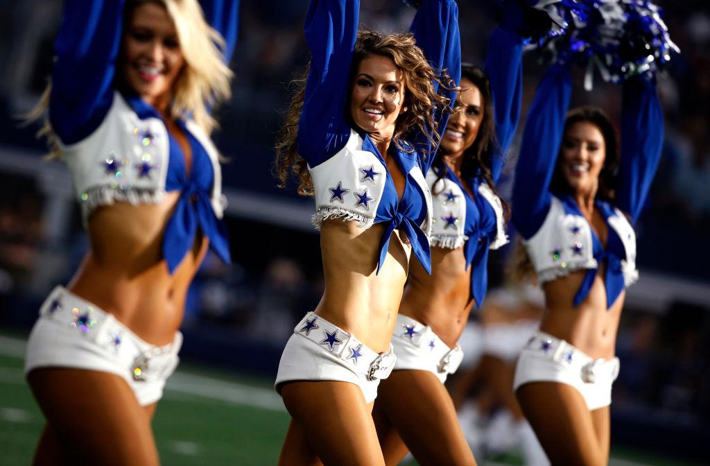 The Dallas Cowboys Cheerleaders