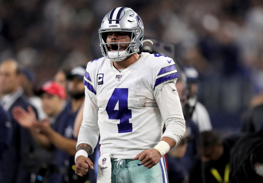 The Dallas Cowboys have franchise tagged Dak Prescott, but they insist that they're not being disrespectful in their contract negotiations.