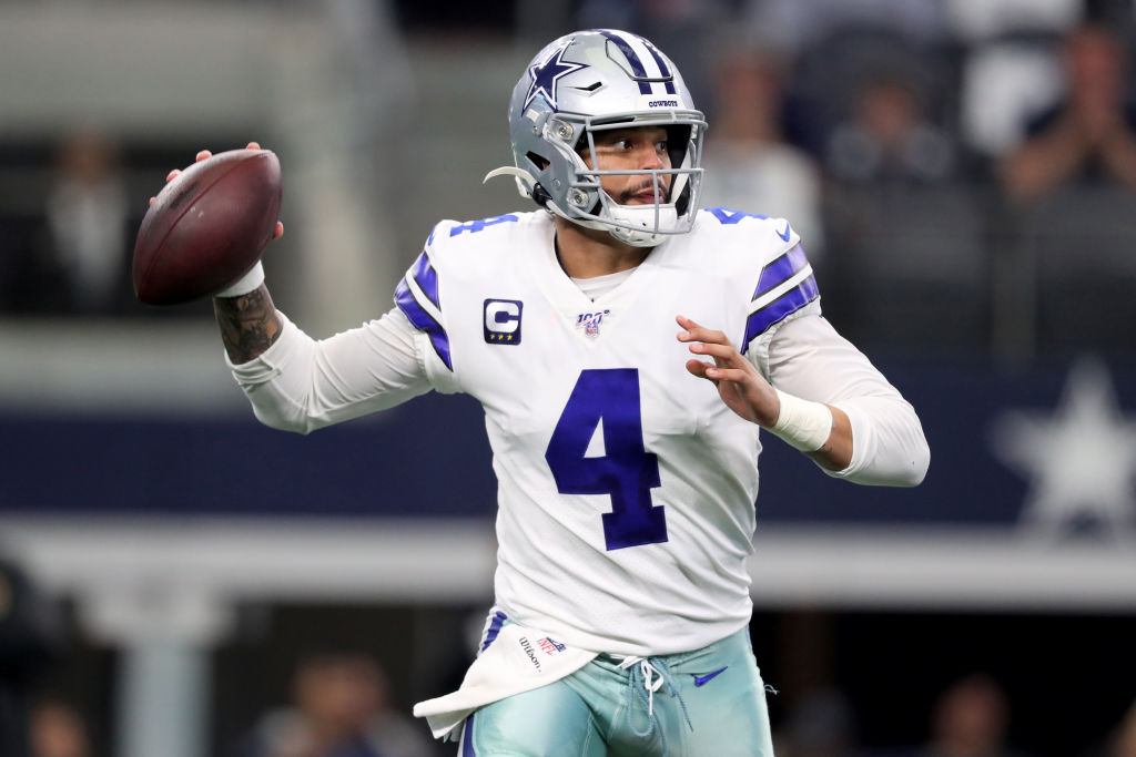 Dak Prescott and the Cowboys are negotiating a deal that will make him the highest-paid player in the NFL.
