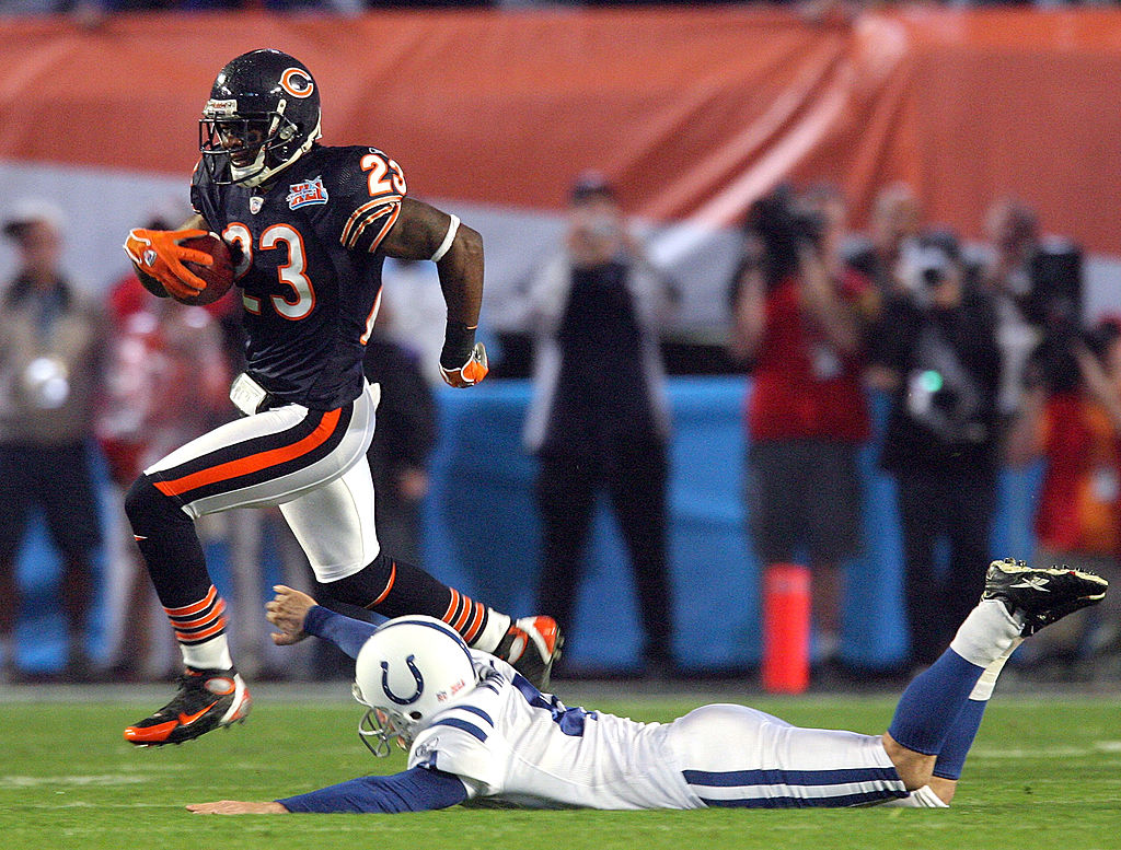 Devin Hester Chicago Bears