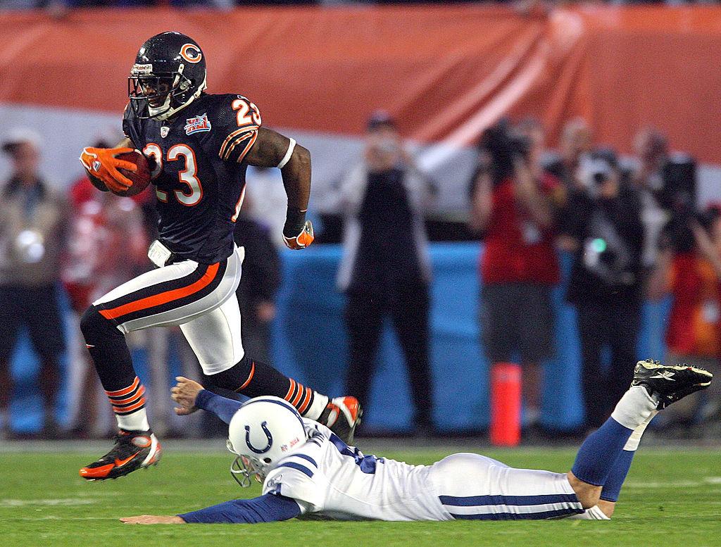 Devin Hester Chicago Bears
