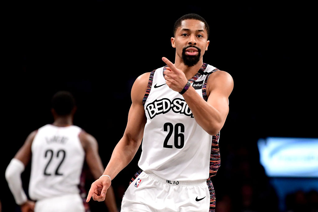 Spencer Dinwiddie Proposes March Madness-Style NBA Playoff Format