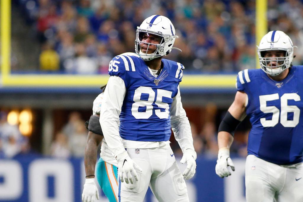 Eric Ebron Indianapolis Colts