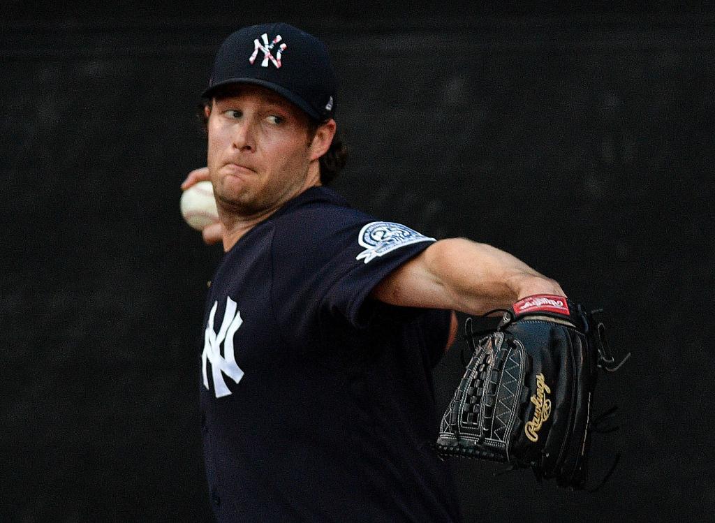 Gerritt Cole, New York Yankees