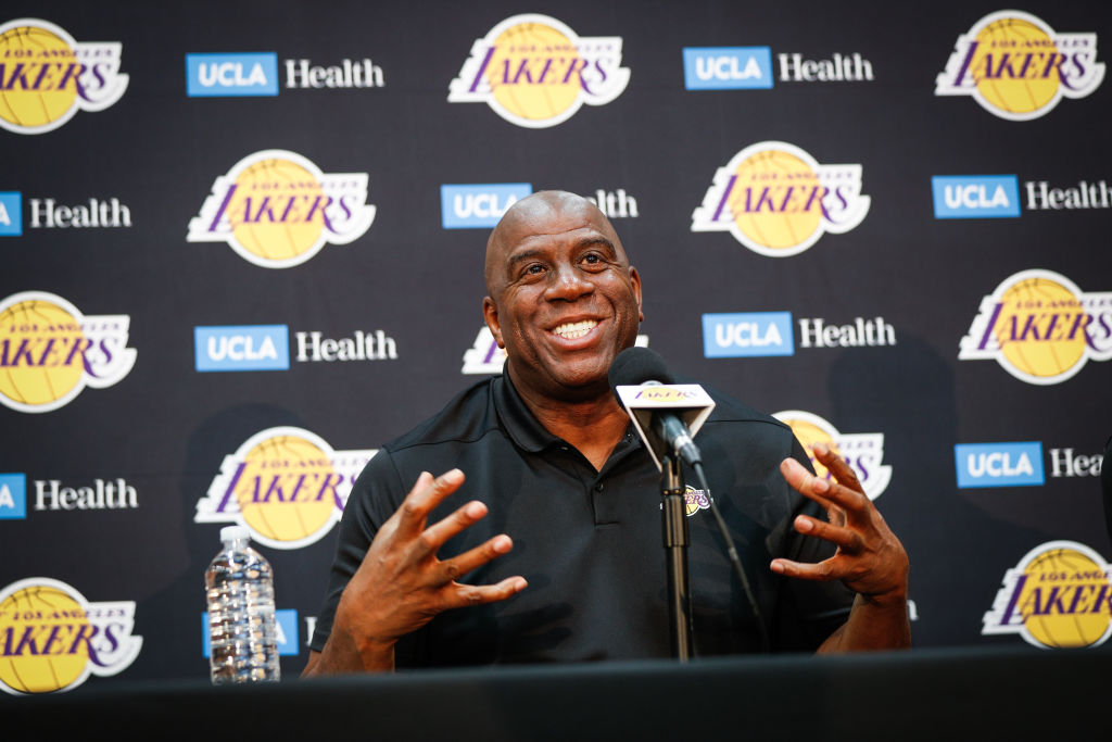 Magic Johnson will always be remembered as an all-time great on the court, but how long did his Lakers career continue off the court?