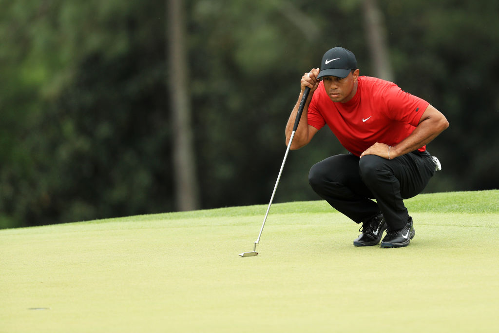 Why Tiger Woods Should be Ecstatic About The Masters Getting Postponed
