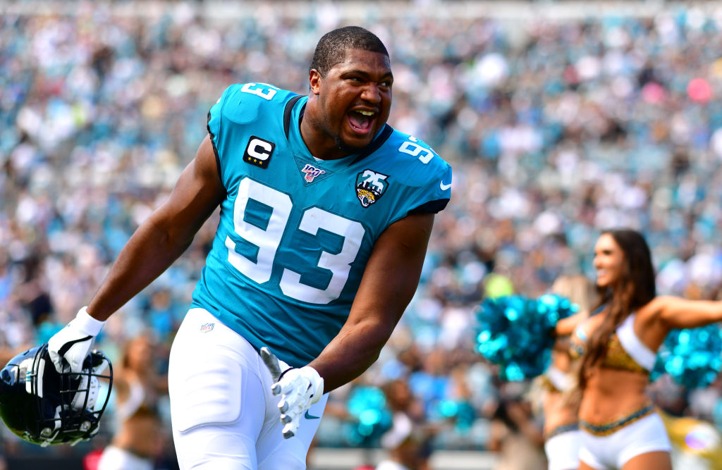 The Baltimore Ravens filled their biggest need by acquiring Calais Campbell from the Jacksonville Jaguars. He immediately becomes the Ravens' best pass rusher.