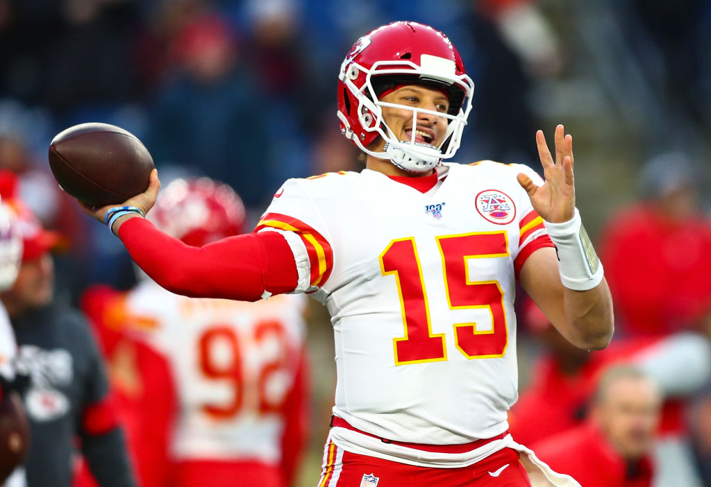 Patrick Mahomes has already solidified himself as an NFL superstar, but the legend of his rocket arm was born three years ago today.