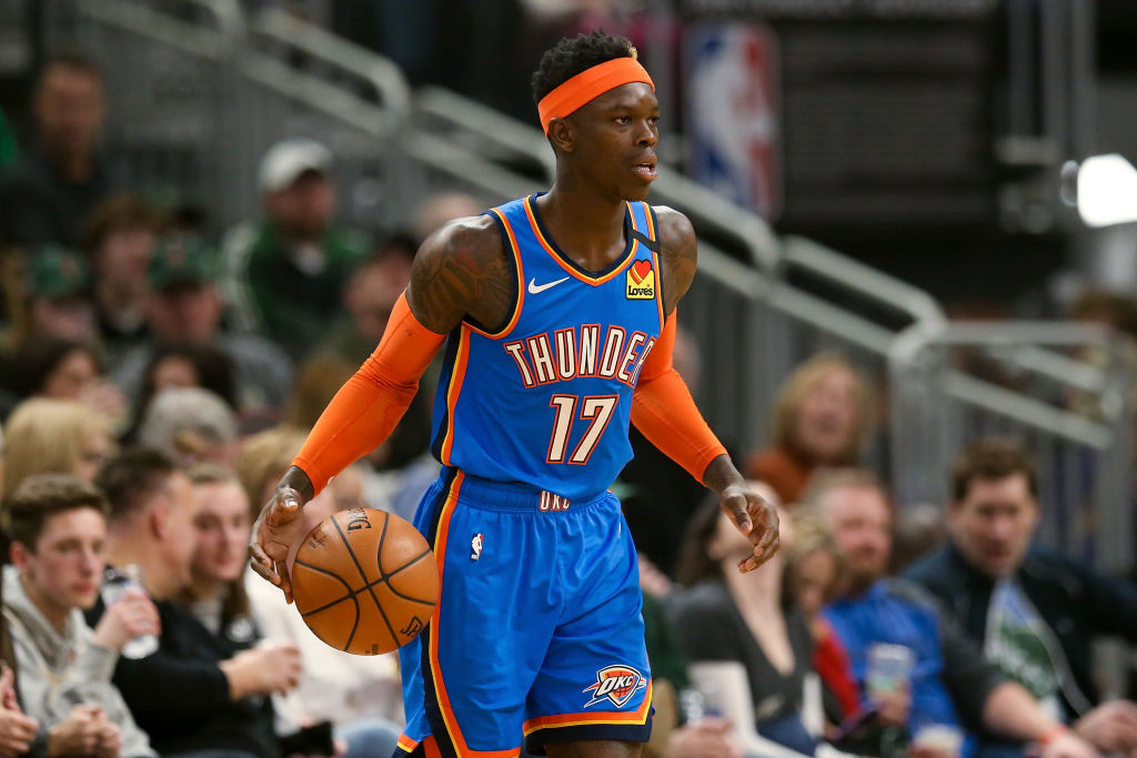 Dennis Schroder Could be a Lock to win NBA Sixth Man of the Year