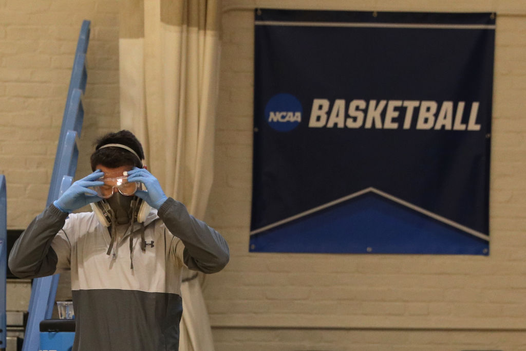 Sports leagues around the globe are taking drastic measures against the spread of coronavirus. Will the NCAA be forced to cancel March Madness?