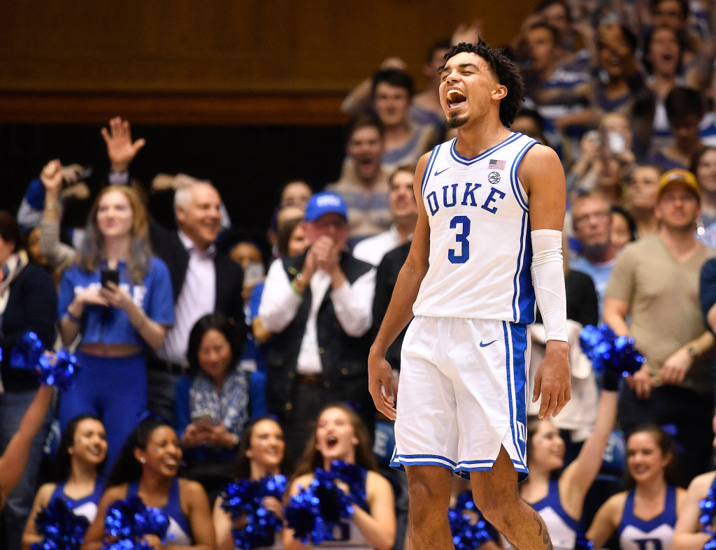 Is Duke the Favorite in the ACC Tournament?