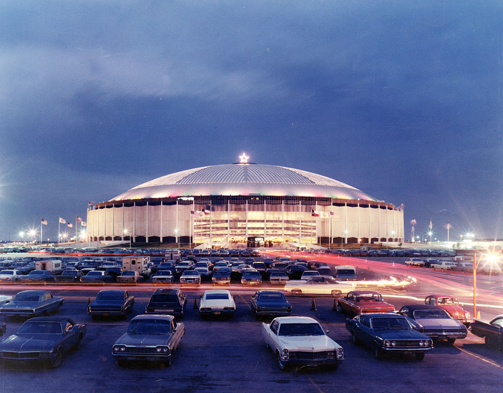 The Houston Astros are named after the historic Astrodome, but the team no longer plays their home games there. Why not?