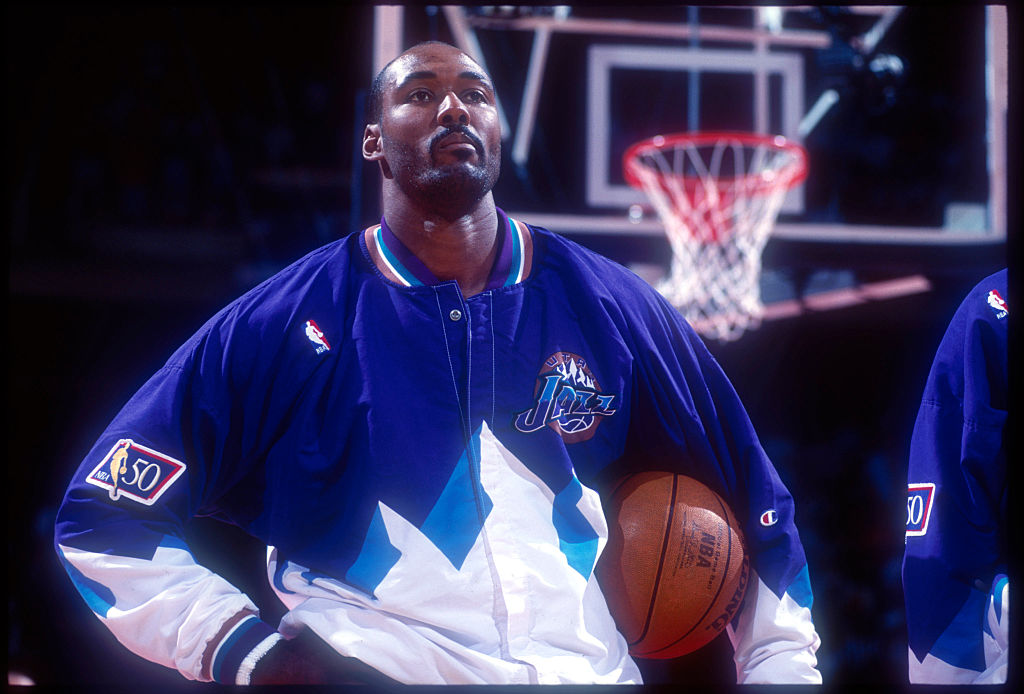 "Karl Malone was dubbed ""The Mailman"" because he always delivered, but Malone failed to do so when the Utah Jazz needed him the most."