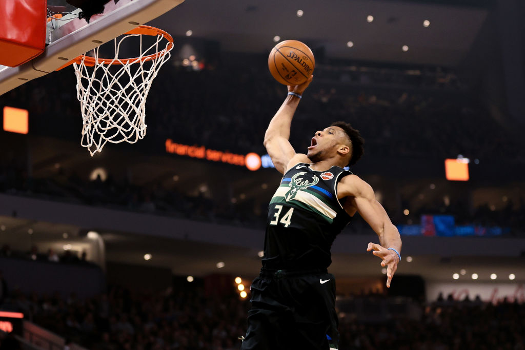 James Harden might have called Giannis Antetokounmpo out, but the Greek Freak isn't getting distracted.