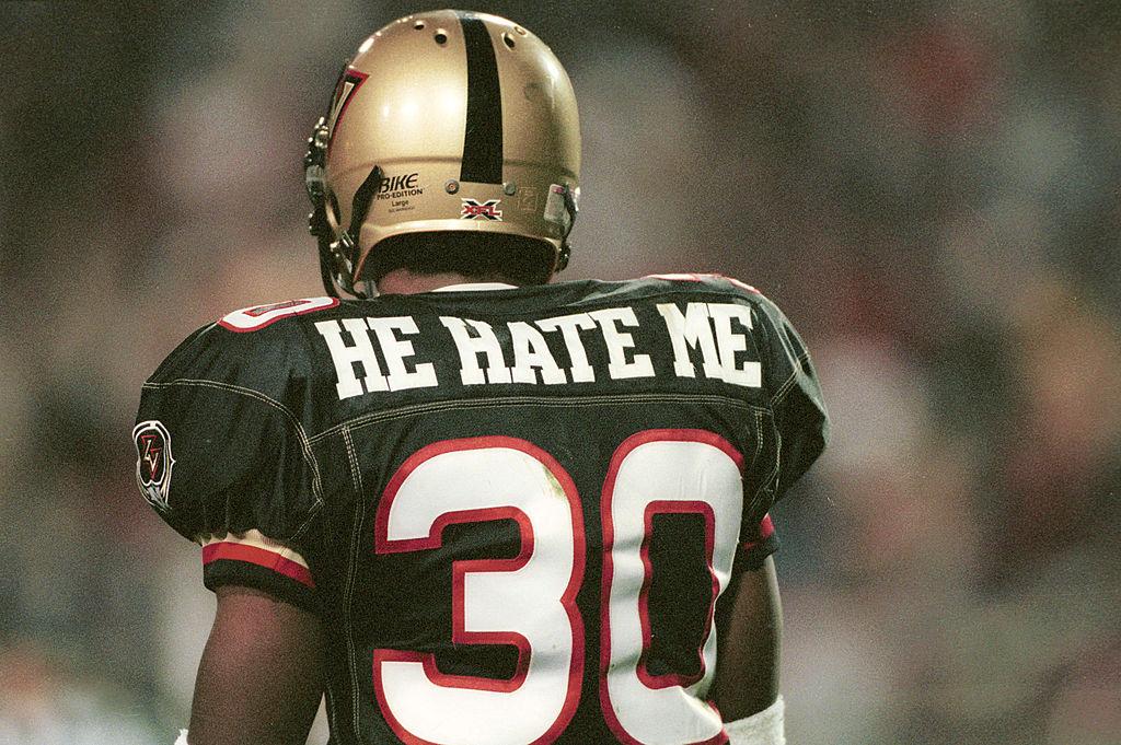 'He Hate Me' Rod Smart