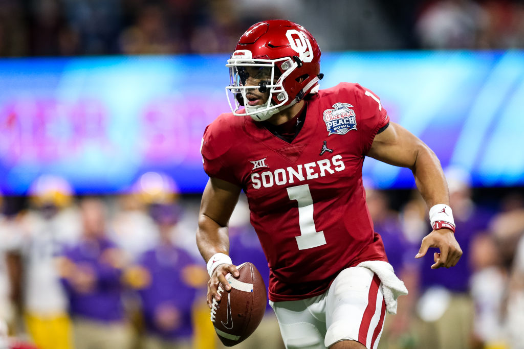 Oklahoma QB Jalen Hurts Could Be a Major Steal in the 2020 NFL Draft