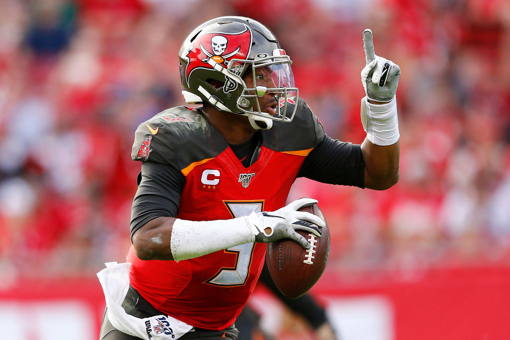 Jameis Winston was the top overall pick in the 2015 NFL draft.
