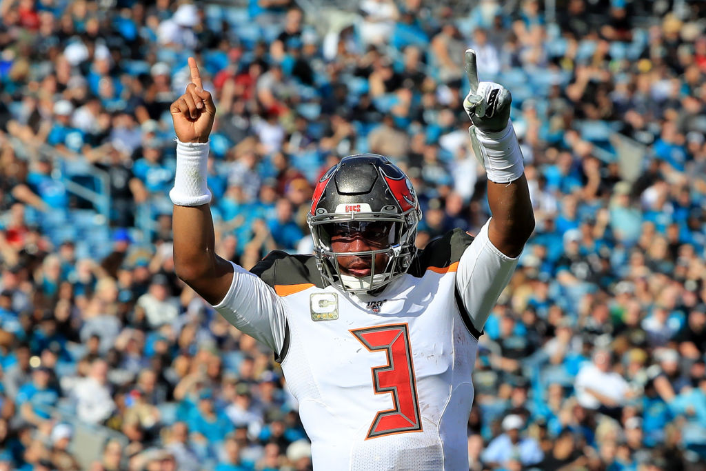Former No. 1 overall pick Jameis Winston spent the first five years of his career with the Tampa Bay Buccaneers.