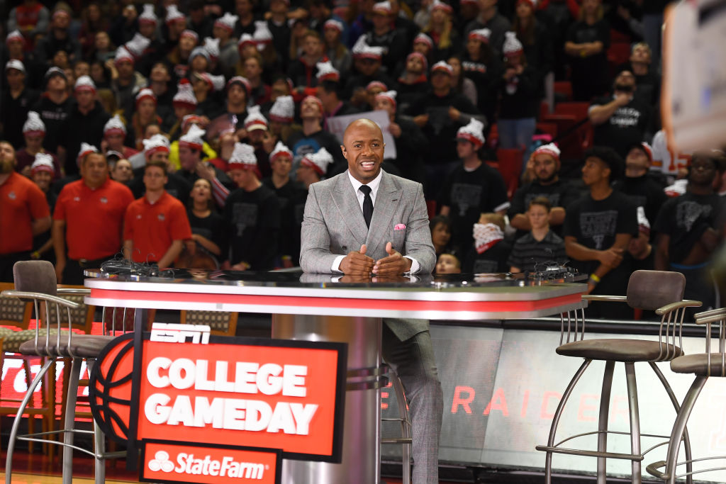 Jay Williams had a bizarre idea for how the NBA could return to action.