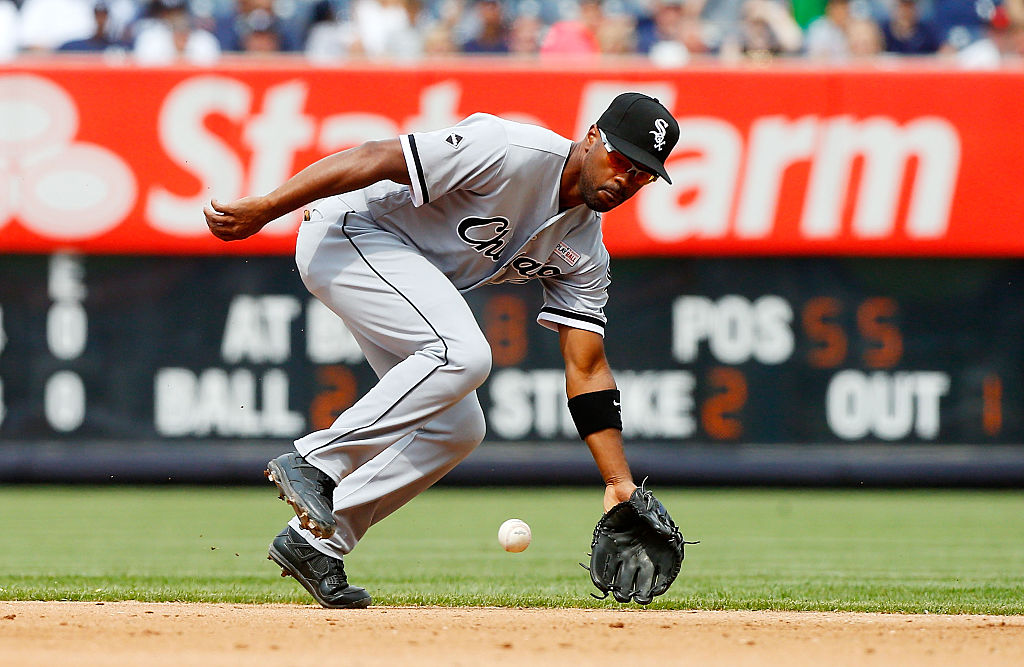 Former NL MVP JImmy Rollins quietly ended his career with the Chicago White Sox.