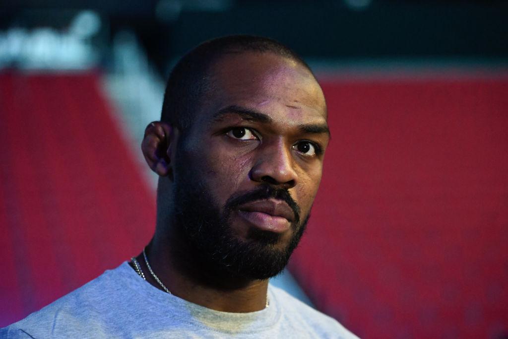 Jon Jones, UFC light heavyweight champion