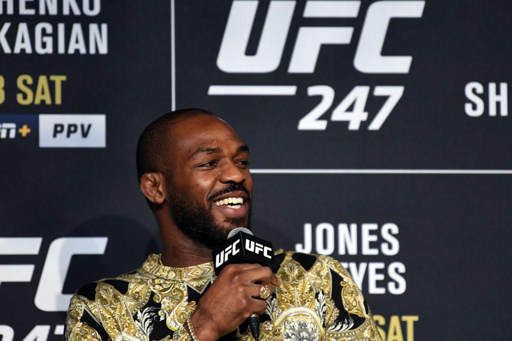 UFC Stars Pile on Jon Jones After Champion's Latest Arrest