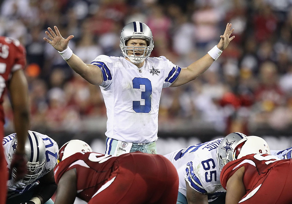 Dallas Cowboys Jon Kitna