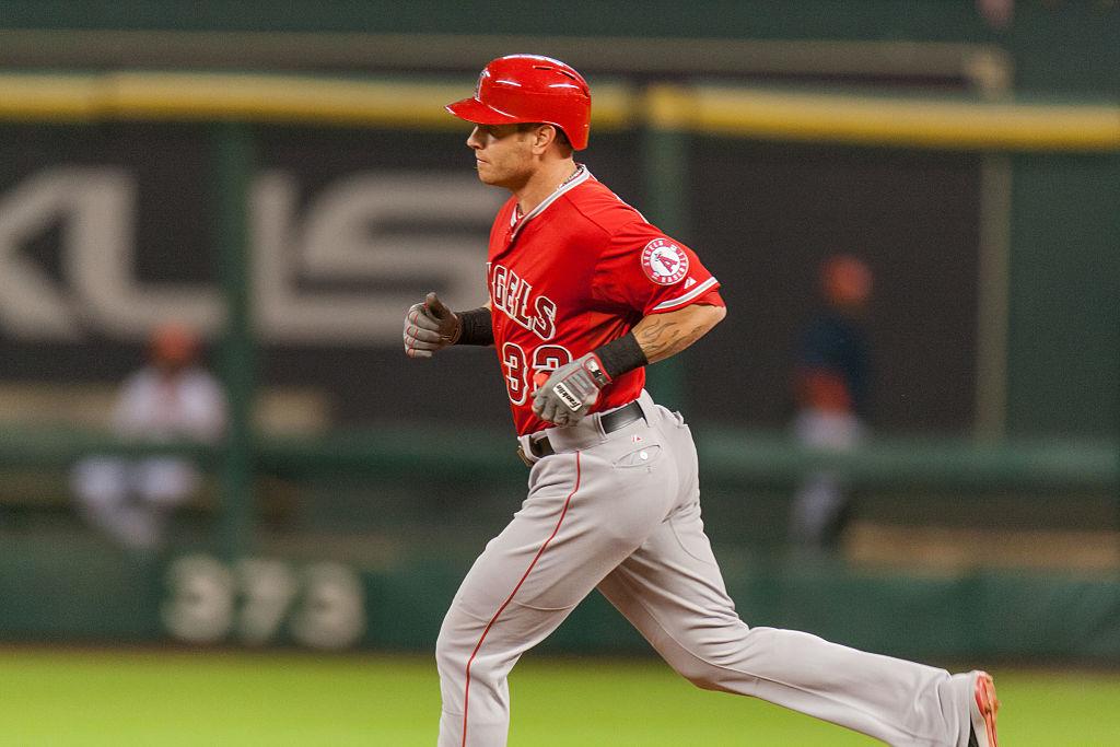 Josh Hamilton hit Hamilton hit just .255 with 31 home runs in two seasons in Los Angeles.
