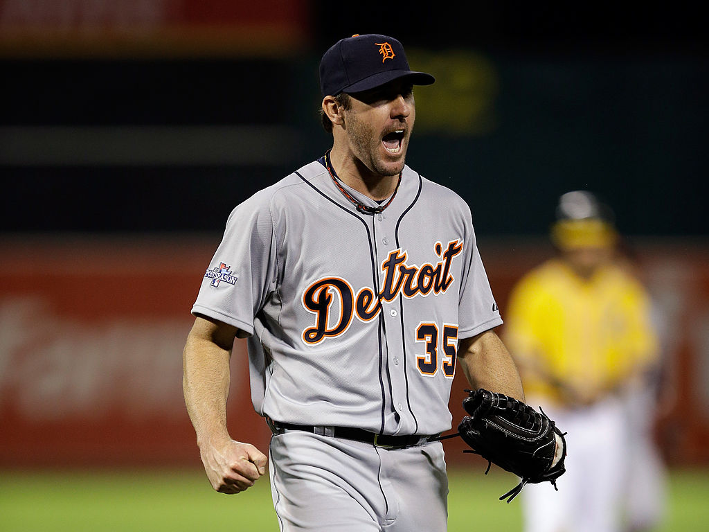 Former Detroit Tigers ace Justin Verlander agreed to a historic contract on March 29, 2013.