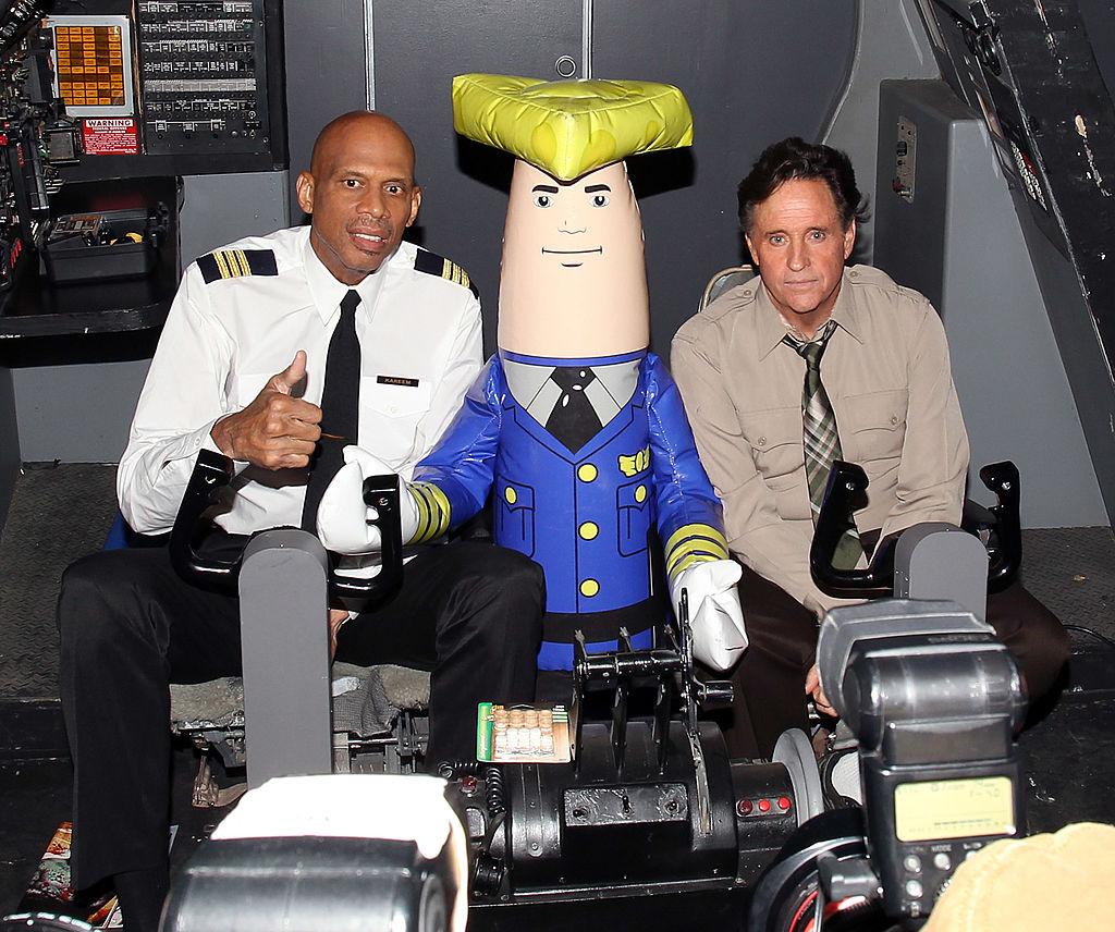 Kareem Abdul-Jabbar, Airplane!,