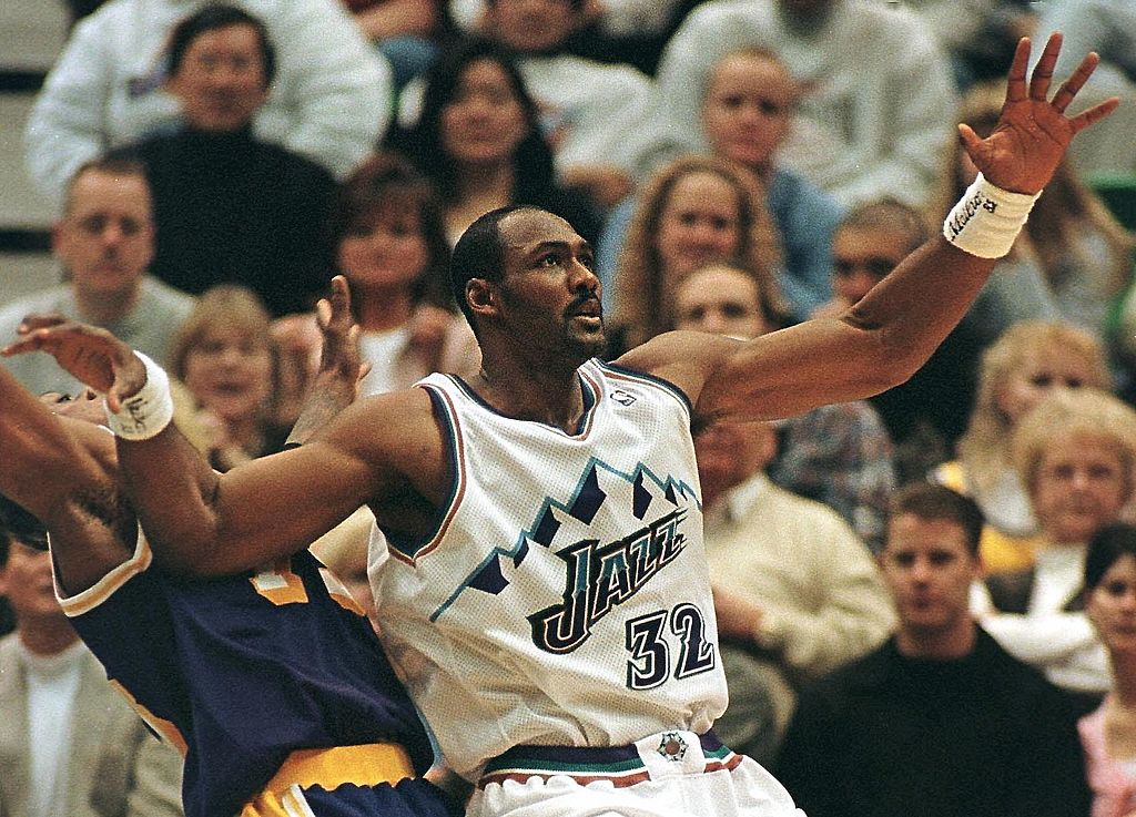 Where is Jazz great Karl Malone now?