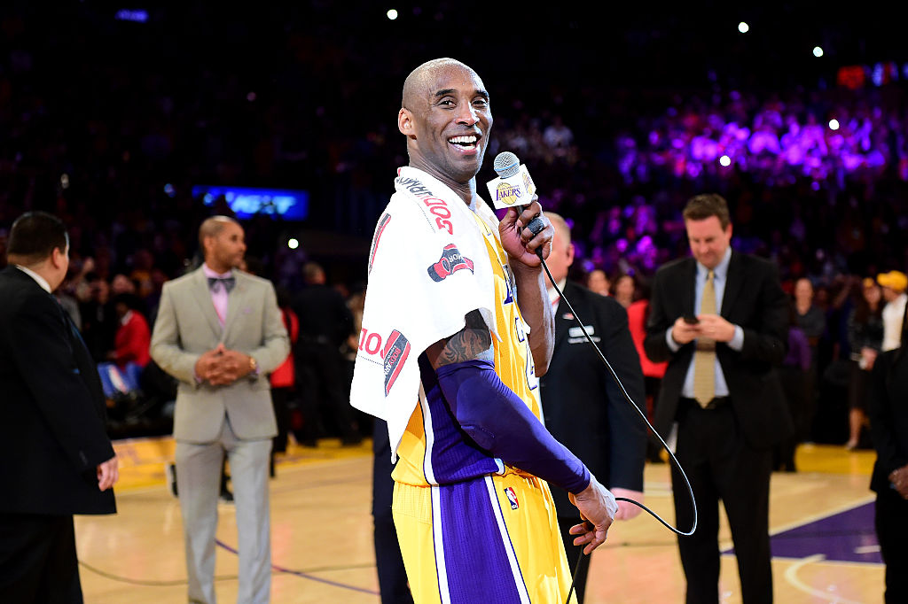 A Lakers memorabilia collector spent $33,000 on Kobe Bryant's towel and tickets from his final NBA game.
